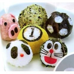 Japanese Bento Rice Mold Round Ball shape