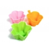 Japanese Bento Accessories Silicon Food Cup FLOWER