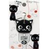 Happy Cat Key Cover
