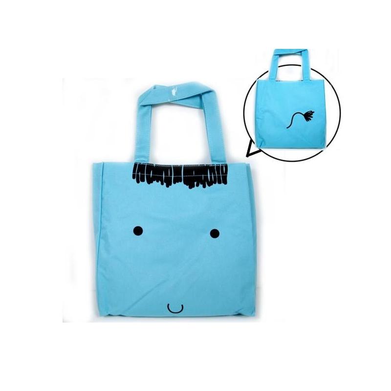 japanese bento accessories bento bag for bento lunch box animal blu. Black Bedroom Furniture Sets. Home Design Ideas