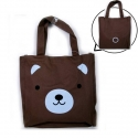 Japanese Bento Accessories Bento Bag for Bento Lunch Box Brown