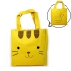 Japanese Bento Accessories Bento Bag for Bento Lunch Box Yellow Cat