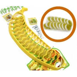 Japanese Bento Box Decoration Banana Slicer