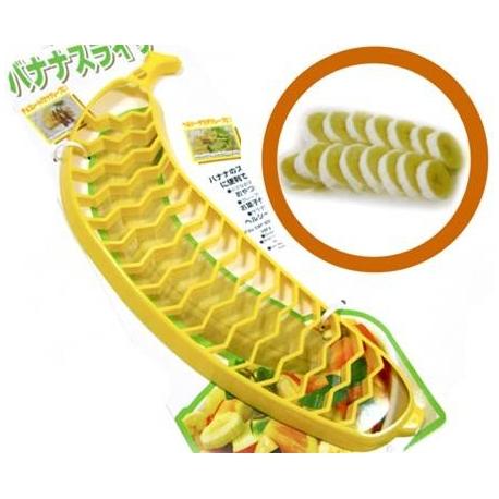 Japanese Bento Box Decoration Banana Slicer