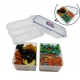 Microwave Dishwasher Safe Airtight 5pcs Bento Box Lunch Box BPA Free