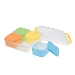Made in Japan Bento Box Lunch Box Set Large Capacity