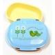 Japanese Microwavable Bento Box Lunch Box Blue Bird