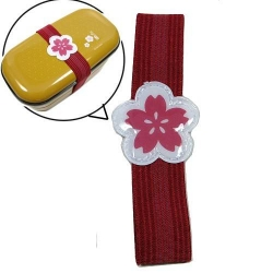 Japanese Bento Box Elastic Belt Lunch Box Bento Strap