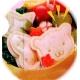 Japanese Bento Accessories Sandwich Cutter 3 designs