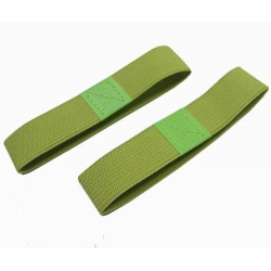 Japanese Bento Box Elastic Belt Lunch Box Bento Strap Green