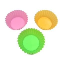 Japanese Bento Box Accessories Silicone Food Cup size 8