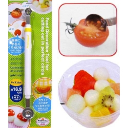 Japanese Bento Decoration Pen-Type make Scoop Perfect Circle