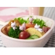 Japanese Bento Accessory Food Pick Cute 3D Rabbit 8 pcs