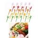 Japanese Bento Accessory Food Pick Letter Set 26 pcs