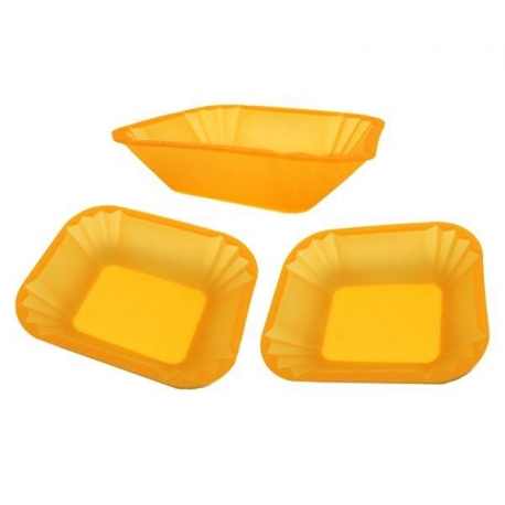 Japanese Bento Accessories Colorful Silicone Food Cup 3 pcs