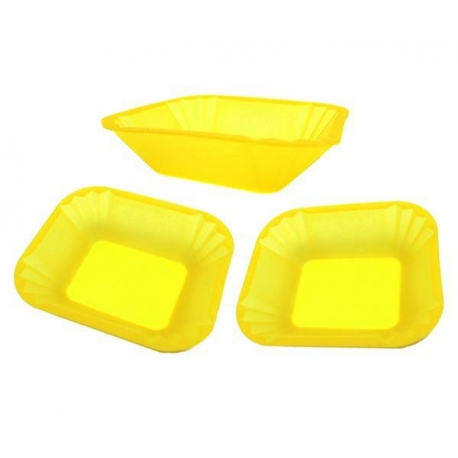 Japanese Bento Accessories Colorful Silicone Food Cup 3 pcs - Size L