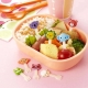 Japanese Bento Box Accessories Food Pick Cute Animal Fork 8 pcs