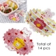 Japanese Bento Microwavable Food Cup 14 pcs Cute Rabbit Tip