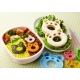 Japanese Bento Deco Cutter Ham Cheese Cutter Set Wow Animal