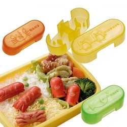 Japanese Bento Cute Food Wiener Cutter 3 Animal Set