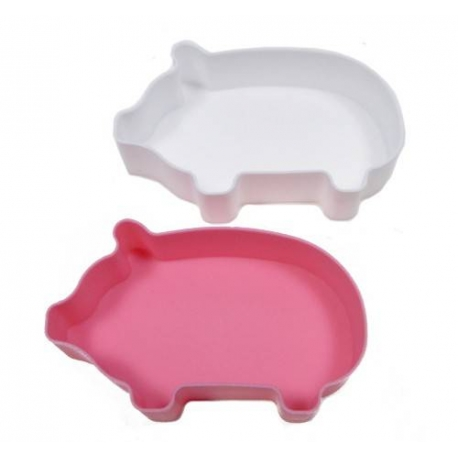 Japanese Bento Accessories Silicone Food Cup Pig size L