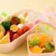 Japanese Bento Box Accessory Clear Animal Fork Food Pick 12 Pcs