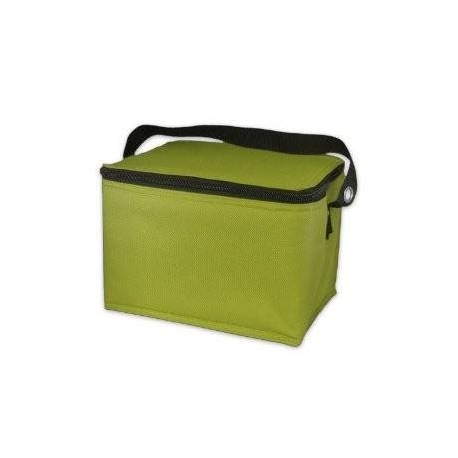 Easylunchboxes Cooler Insulated Bento Lunch Bag - Olive Green