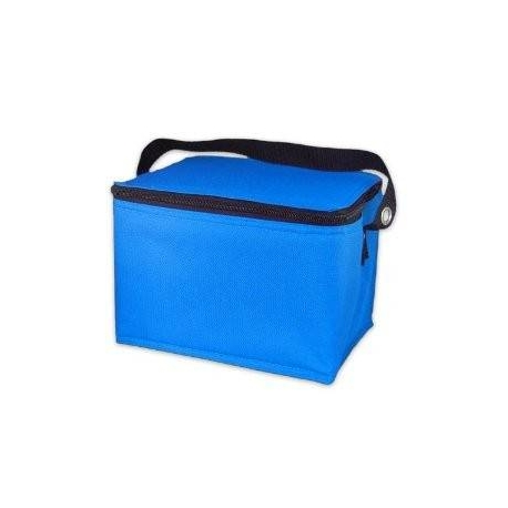 Easylunchboxes Cooler Insulated Bento Lunch Bag - Blue