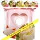 Japanese Bento Accessories Sandwich Cutter New Design