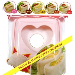 Japanese Bento Lunch Sandwich Cutter Remove Crust