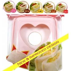 Japanese Bento Lunch Sandwich Cutter Remove Crust