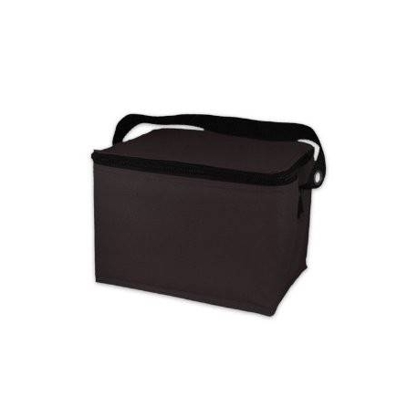 Easylunchboxes Cooler Insulated Bento Lunch Bag - Black