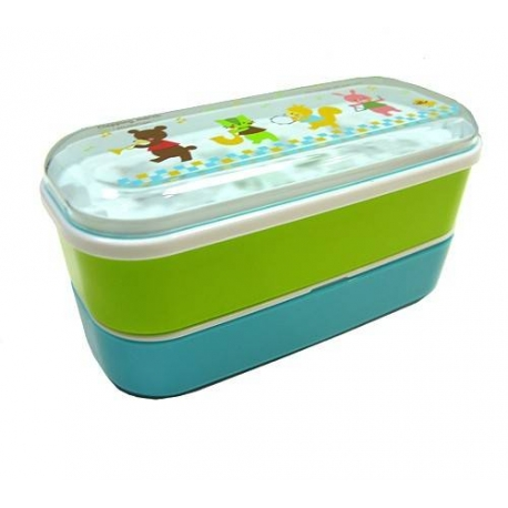 Microwavable Japanese Bento Box Lunch Box Bear