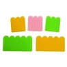 Reusable Silicone Japanese Bento Baran Sheet 5pcs Microwavable
