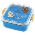 Kotobuki Bear and Piggy Bento Snack Container