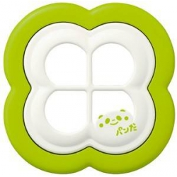 Japanese Bento Lunch Sandwich Cutter Remove Crust Clover