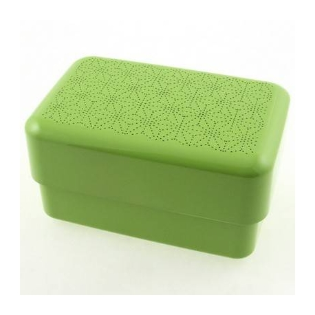 Japanese Bento Box Lunch Box Set Lime Green