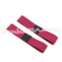 Japanese Bento Box Elastic Belt Lunch Box Bento Strap Pink