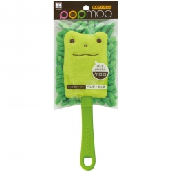 Japanese Micro Fiber Cleaning Pop Mop - Small Frog