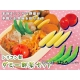 Bento 3D Silicone Baran and Mini Sauce Container
