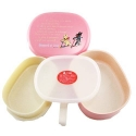 Japanese Gaspard et Lisa 2-tiers Bento Lunch Box