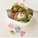 Microwavable Bento Baran Food Divider Sheet Set 8pcs