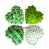 Japanese Bento Box Accessories Microwavable Food Cup Clover Heart 40pcs
