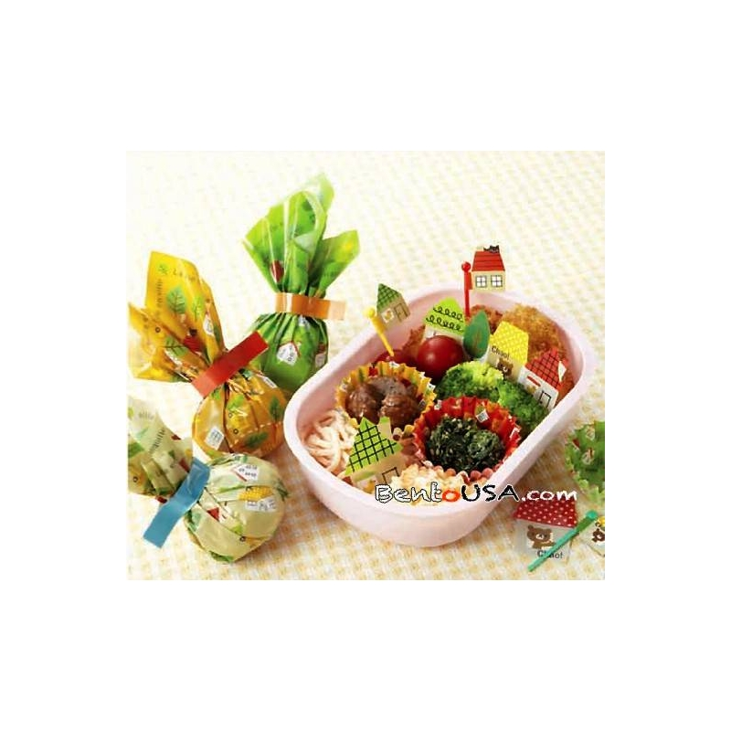 Bento lunch decoration accessories beginner kit town for for 7p decoration