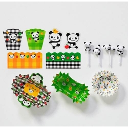 Bento Lunch Decoration Accessories Beginner Kit Panda