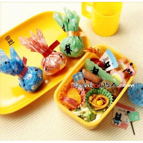 Bento Lunch Decoration Accessories Beginner Kit Bear