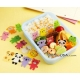 Microwavable Bento Baran Food Divider Sheet Set 12 Animal