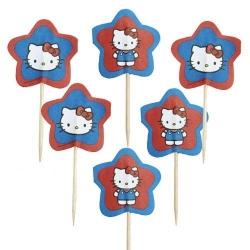 Bento Hello Kitty Fun food pick 24 pcs