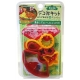 Japanese Bento Decoration Vegetable Cutter Set 7pcs with Baran