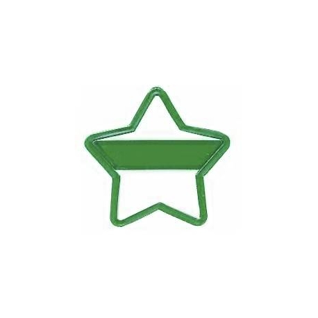 Bento Accessories Cookie Ham Cheese Cutter - Star